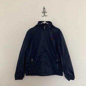 Polo Ralph Lauren Full Zip Windbreaker Jacket MED
